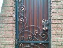 кованые ворота (18)