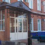 Кованный навес гостиница Парадиз. г. Пугачев