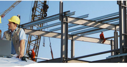 Монтаж метало-конструкций